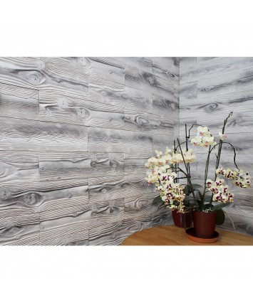 Wood effect Artificial stone cladding