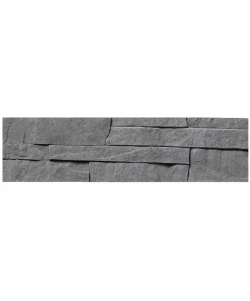 Bergamo Artificial stone cladding dark grey