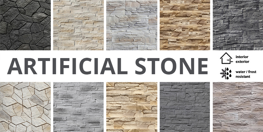 Artificial Stone Cladding
