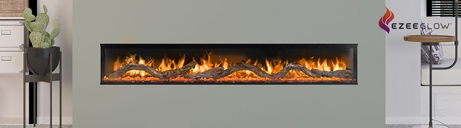 Ezee Glow Built-in and Wall Mounted Electric Fires