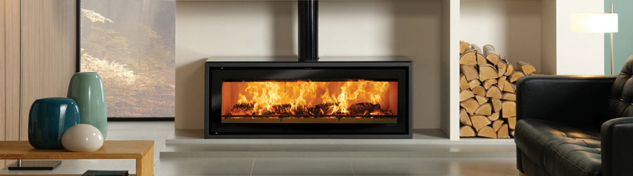 Stovax Studio Freestanding Wood Burning Stoves