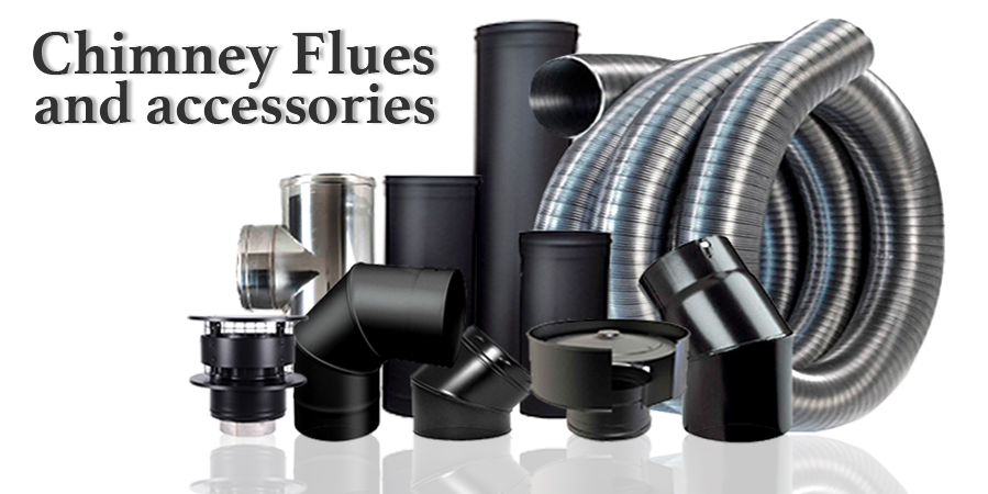 Chimney Flues, Liners, accessories