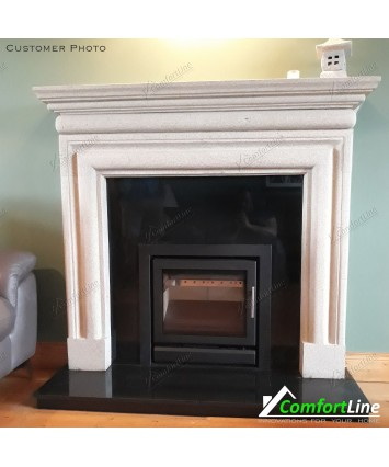 Wexford Marble fireplace