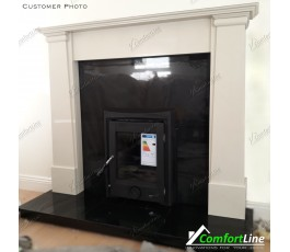 CRUZ FIREPLACE SET FULLY FITTED