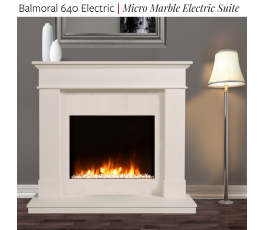 Balmoral 640 Electric Suite