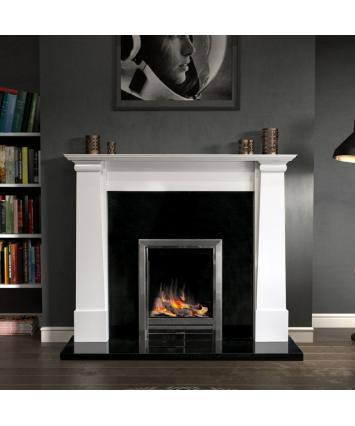 Cruz Cheapest Marble Cream fireplace