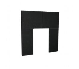 Black Granite Back Panel