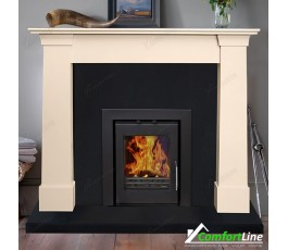 MILAN FIREPLACE SET FULLY FITTED