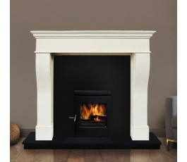 Pisa fireplace