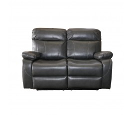 MADRID 2 SEATER SOFA GREY(dispaly model)