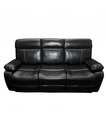 Madrid 3-Seater Recliner Sofa