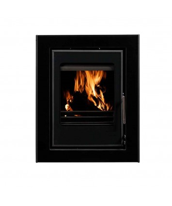 Hota Ares contemporary insert stove 6kw