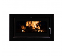 Hota ARES 8kw Landscape Inset Stove