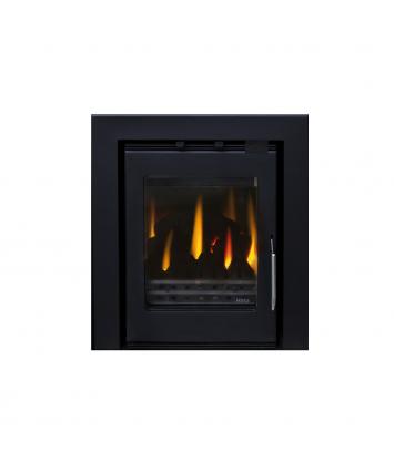 Hota Ares Portrait steel insert stove