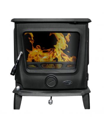 Heritage Belleek free standing stove matt