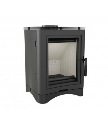 Koza k5 contemporary free standing stove