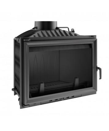 Wictor 14kw -  Modern Cast Iron insert Stove
