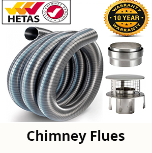 Flexi Flue liners and Chimney Pipes